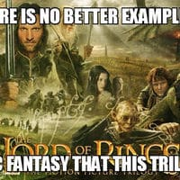 It is everything an epic fantasy should be