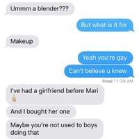 The best beauty blender meme answer