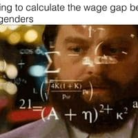 *whistles* Bill Nye couldnt solve this equation