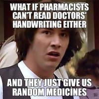 Any honest pharmacists here?