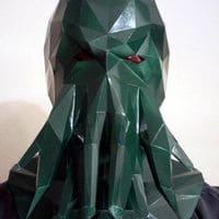 Really easy to make paper masks