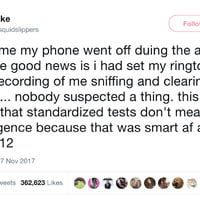 Too smart for his own good