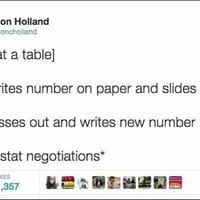 Write your number on the paper