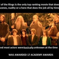 That's why I love the movies so much