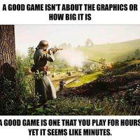 Gamers feeling for games