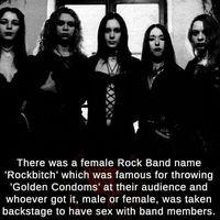 The band we need