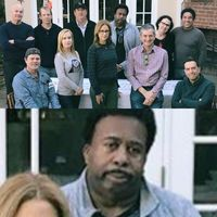 When they told you the reunion wasn't on pretzel day.