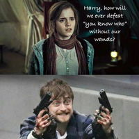 Harry knows how!