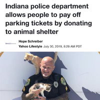 This is so cute and good way to help animals :)