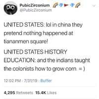 ...And the *Indians* moved to Oklahoma, where they lived happily ever after