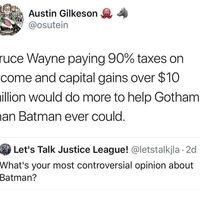 Tax the bat