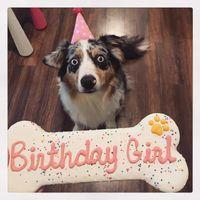 Horrified it's her 5th birthday
