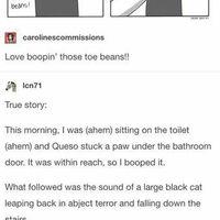 Boopin Toe Beans