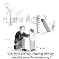 A good life lesson