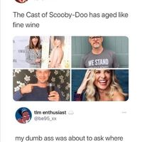 Where is Scooby?