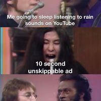 Shut up Yoko