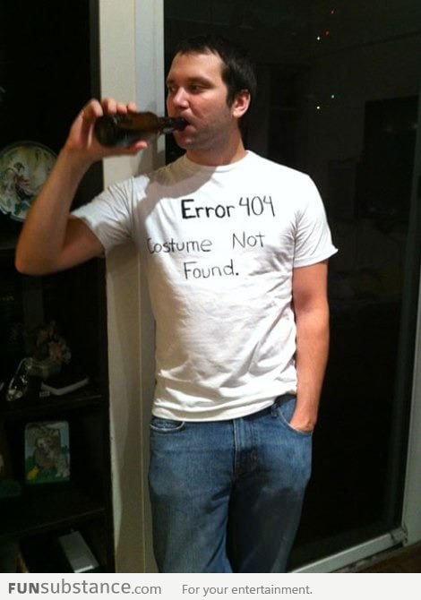31 Insanely Clever Last Minute Halloween Costumes
