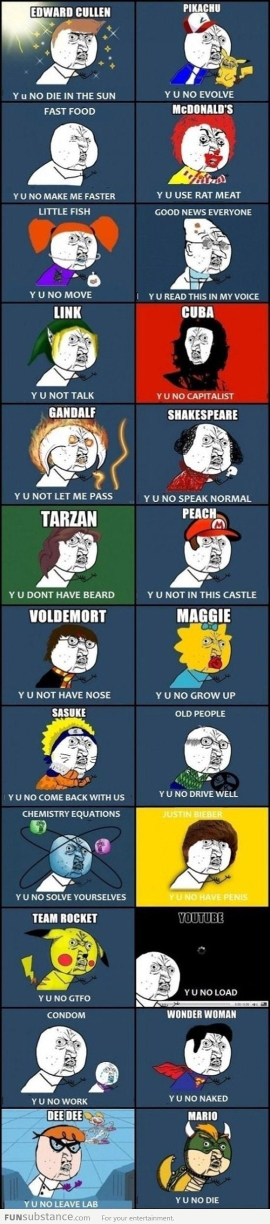 best of y u no.