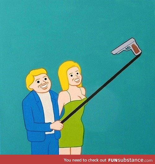 Selfie Sticks Suck