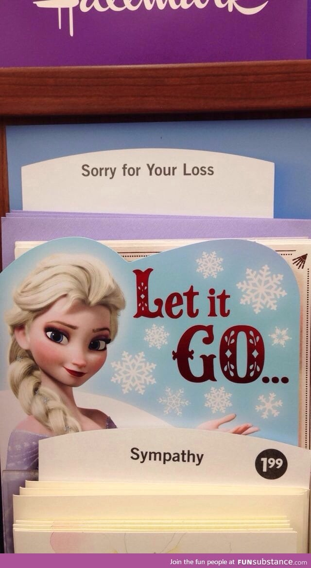 Wow, That's Harsh Elsa