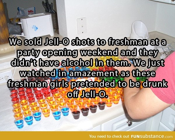 Awesome idea for college party