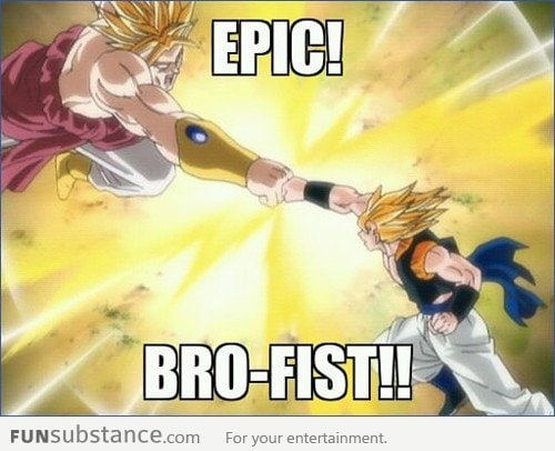 Epic Bro Fist