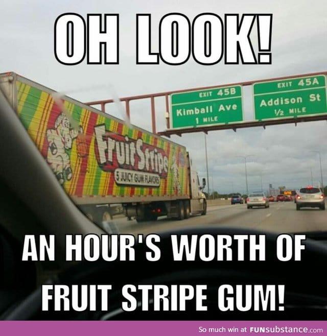 320865 fruit stripes meme is strawberry a fruit