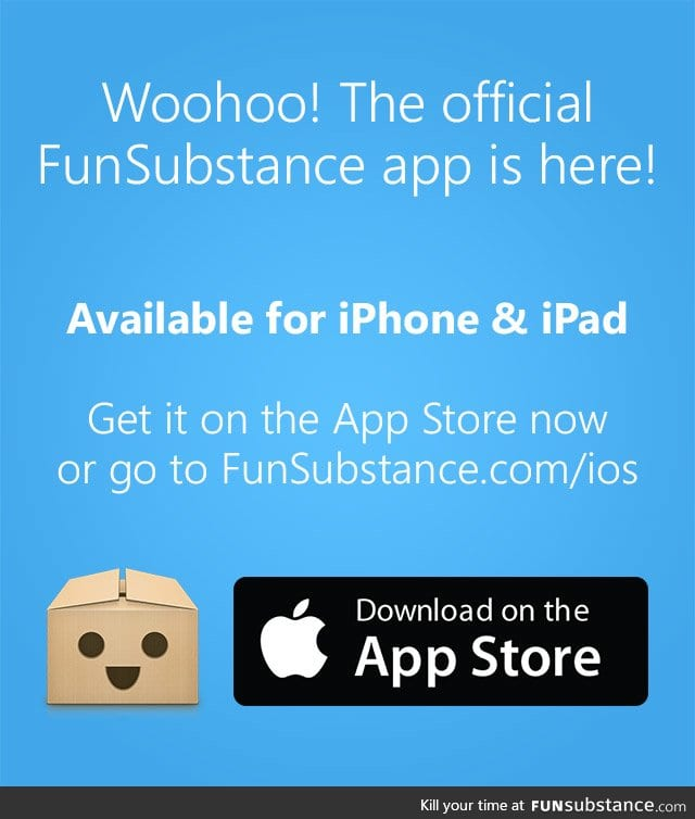 The Official FunSubstance iOS App Is Here!
