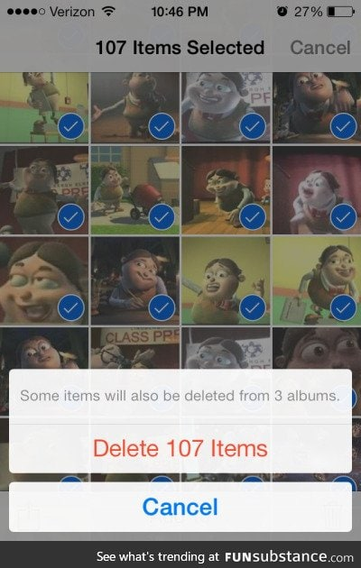 When someone asks to see my phone