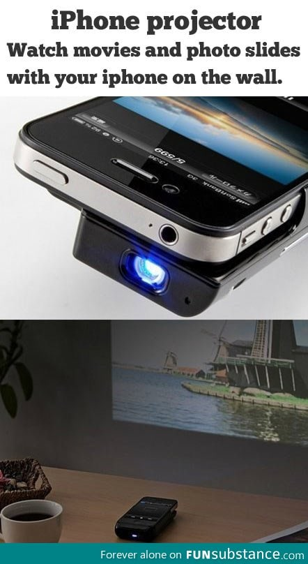 diy iphone projector iphone projector funsubstance 10510