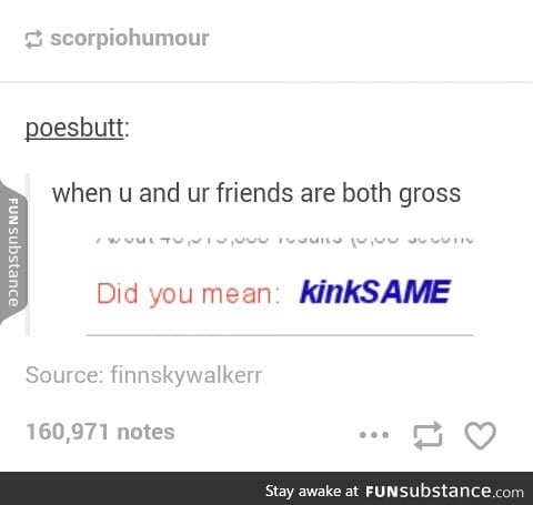 No kinkshaming amongst friends! (Unless absolutely necessary)