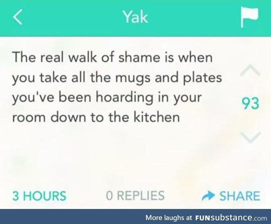 It's The Real Walk Of Shame
