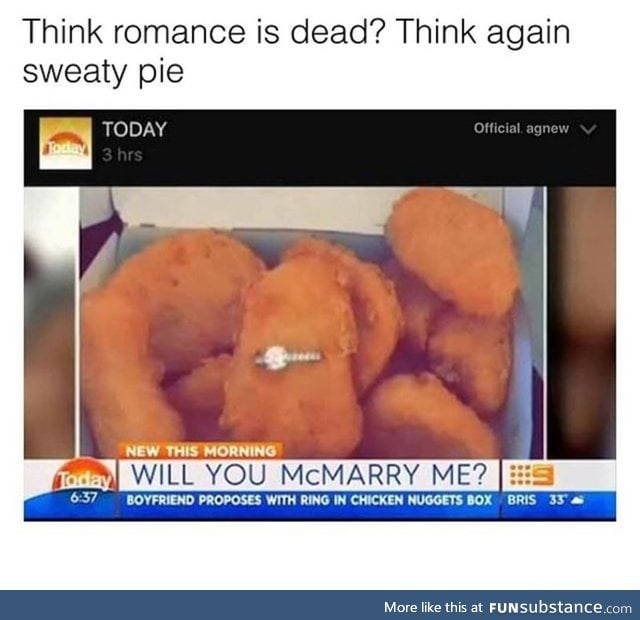 New way to propose