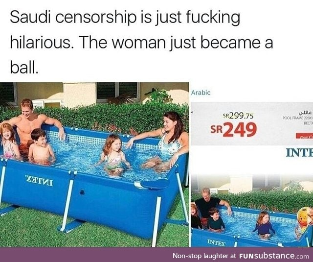 Funniest censorship