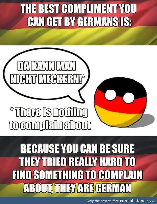 Just german things