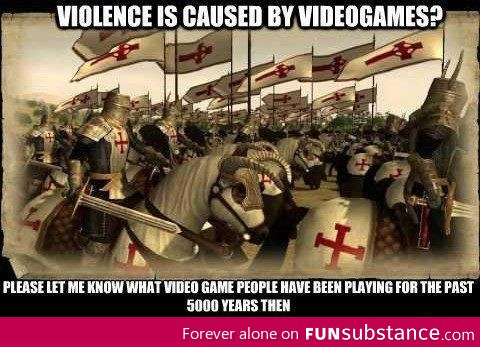 violent video games dont cause violence essay