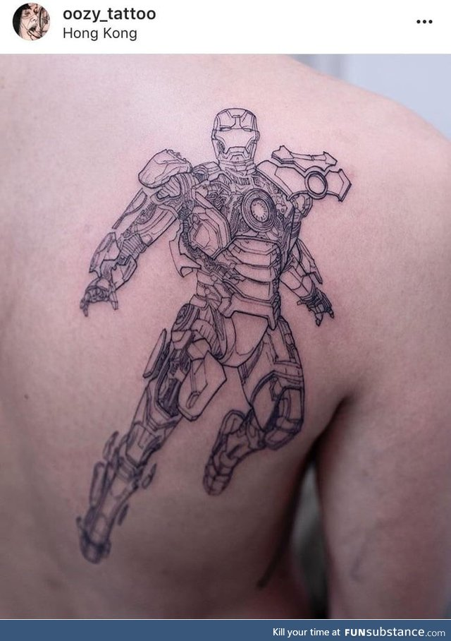 This tattoo