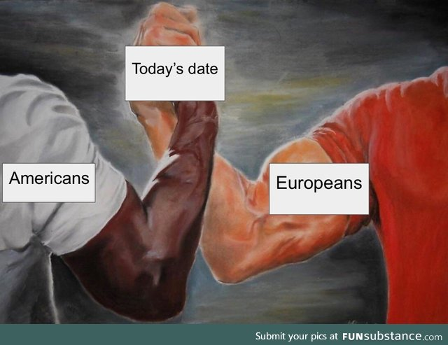 One of the only things that we can agree on