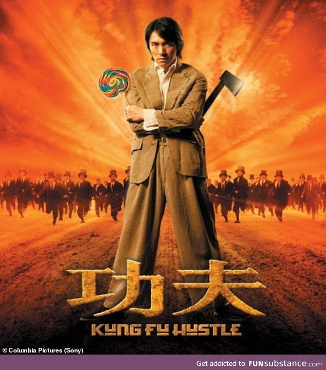 Stephen Chow announces Kung Fu Hustle 2