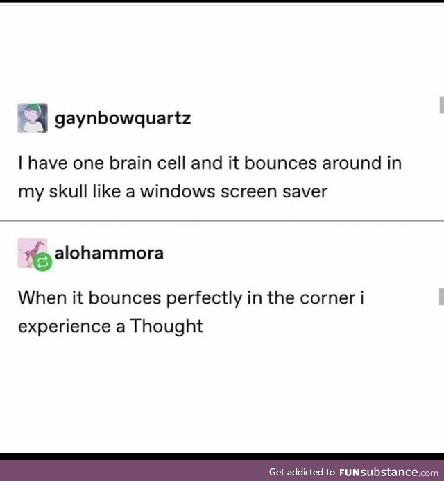 My brain exactly