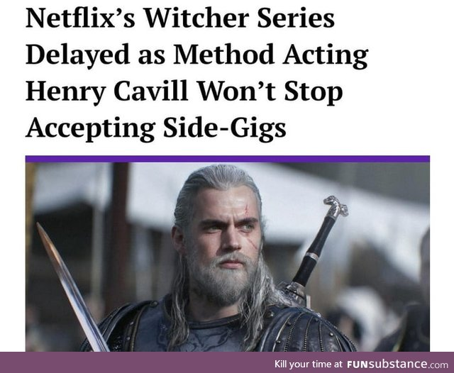 Soooooo, the netflix witcher trailer came out today... Opinion time