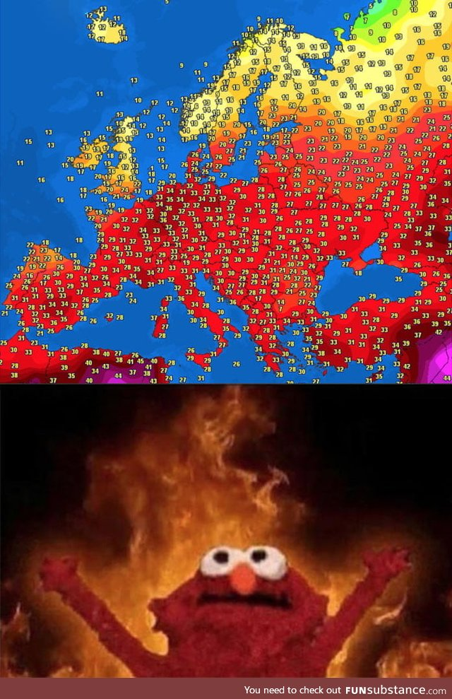 Europe right now