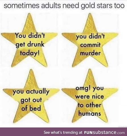 A toast to all adults