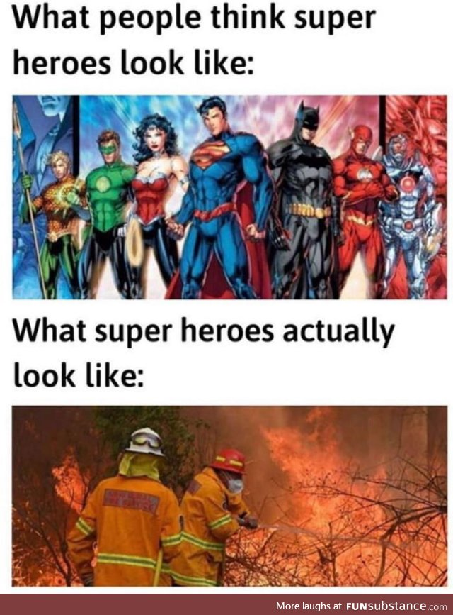 The true hero's