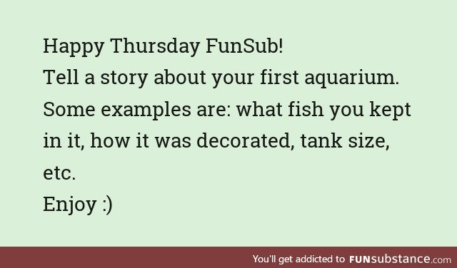 Fishy Fun Day #53: Storytime Edition