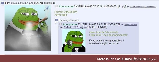 /tv/ discusses proper torrenting etiquette