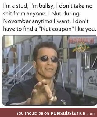 Nut coupon lol