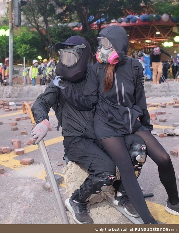 Hong Kong 2019: Love in the Time of Tear Gas
