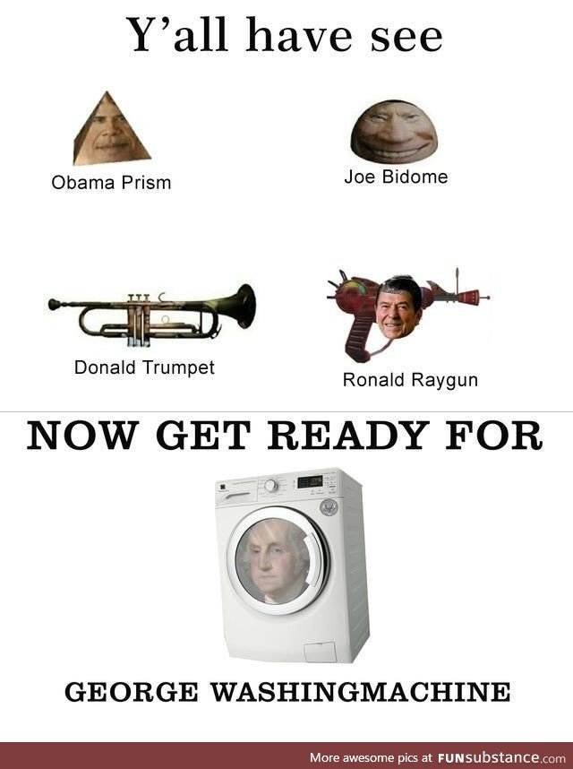 The presidents of inanimate items