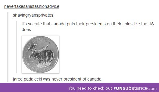 Canada's presidents